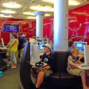 Интернет-кафе Мосальска