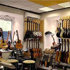 Музыкальные магазины Мосальска