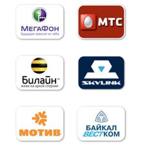 Операторы сотовой связи Мосальска