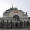 Железнодорожные вокзалы в Мосальске