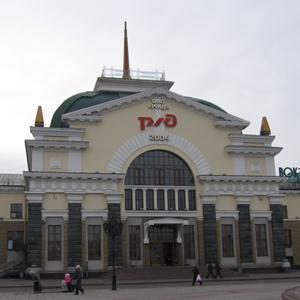 Железнодорожные вокзалы Мосальска